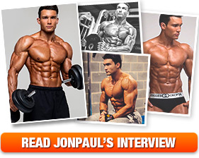 Jonpaul Vital Interview