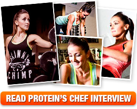 Protein Chef - Heather Davies
