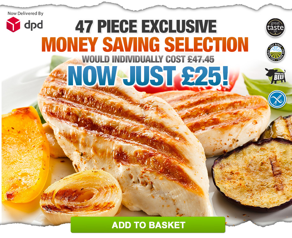 Money Saving Selection Offer