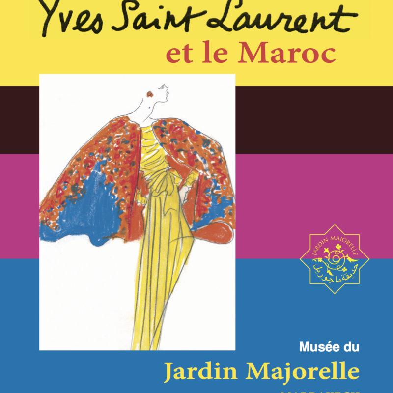 Yves Saint Laurent Et Le Maroc Musee Yves Saint Laurent Paris