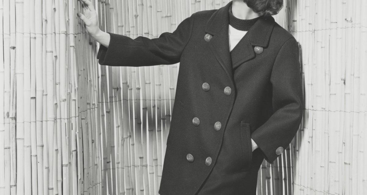 78214801675 First Pea Coat - Musée Yves Saint Laurent Paris