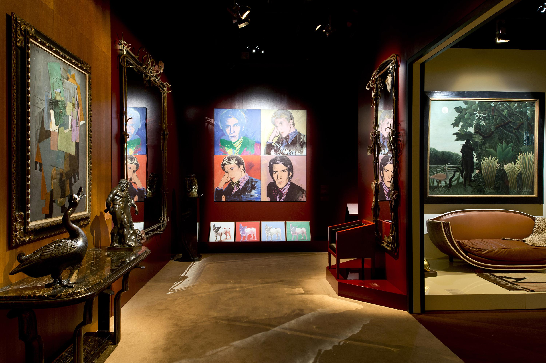 Jacques doucet yves saint laurent vivre pour l art mus e yves saint laurent paris - Musee yves saint laurent paris ...
