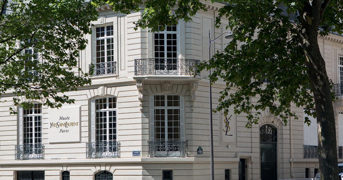 Mus e yves saint laurent paris - Musee yves saint laurent paris ...