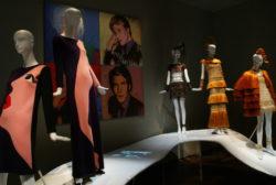 Dialogue avec l'art, the Fondation Pierre Bergé-Yves Saint Laurent's inaugural exhibition, Paris, 2004., © Luc Castel