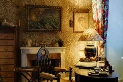 Interior of the Maison Jean Cocteau, Milly-la-Forêt. Photograph by Patrick Boucher., © Patrick Boucher