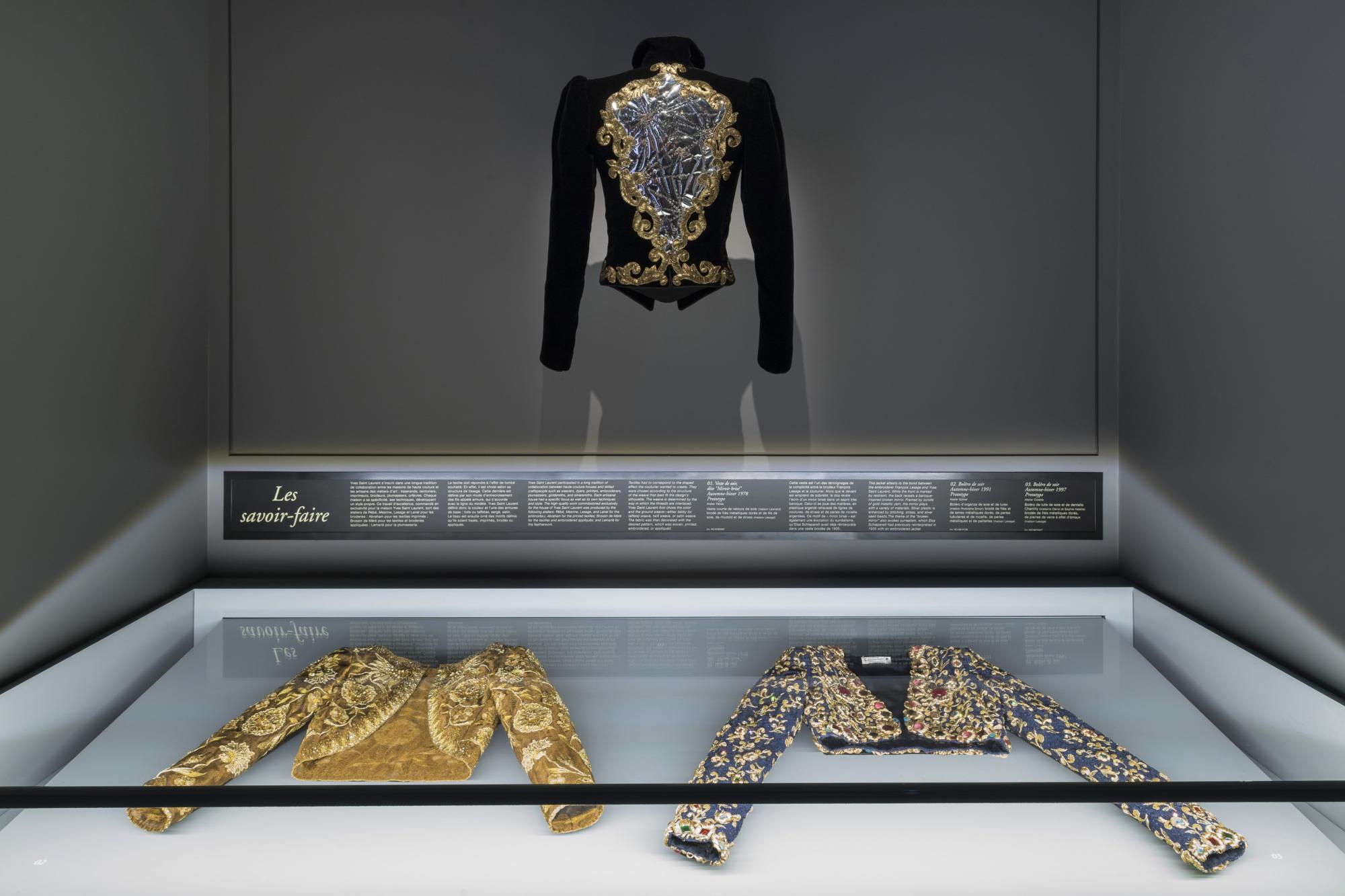 d10240d56ff View of the Musée Yves Saint Laurent Paris © Musée Yves Saint Laurent Paris  / Luc Castel
