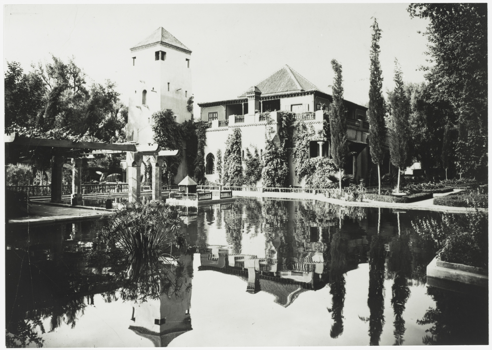 Acquisition Of The Villa Oasis And The Jardin Majorelle Musee Yves