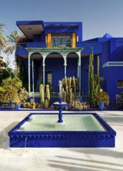 Villa Majorelle, Marrakech.  Photographie de Nicolas Mathéus., © Nicolas Mathéus