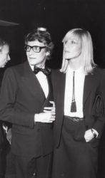 Yves Saint Laurent et Betty Catroux, Paris, années 1970, © Droits réservés