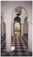 Vue intérieure de la villa Mabrouka, Tanger., © Droits réservés