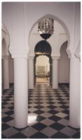 Interior of the Villa Mabrouka, Tangier., © Droits réservés