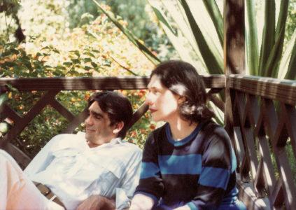 José et Anne-Marie Muñoz, Marrakech, dans les années 1970., © Droits Réservés