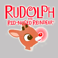 Do music for 50s version of Rudolph the Red Nosed Reindeer