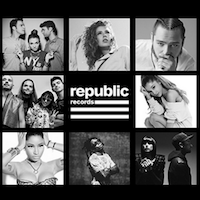 REPUBLIC (Media Manager), KOBALT, CC YOUNG (Assistant)