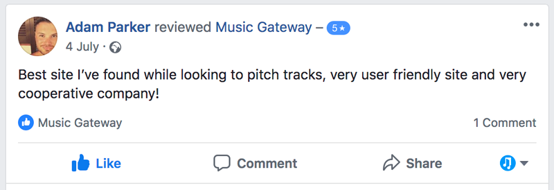 Music Gateway reviews. Is Music Gateway worth it?