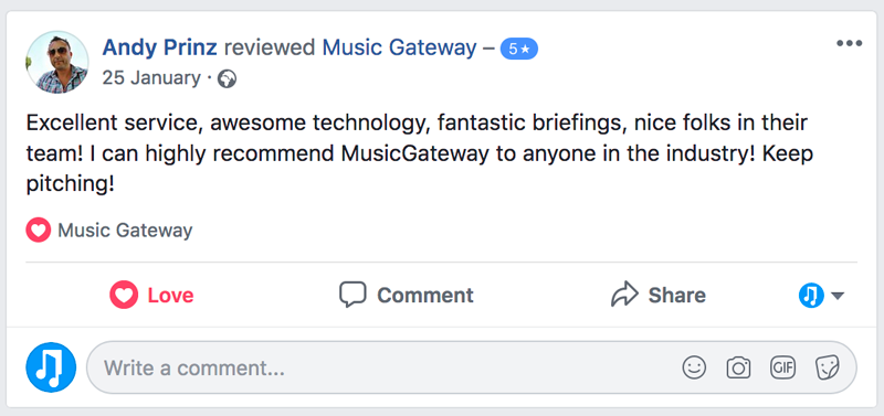 Music Gateway reviews. Is Music Gateway any good?
