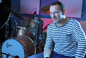 Primal Scream drummer joins the community