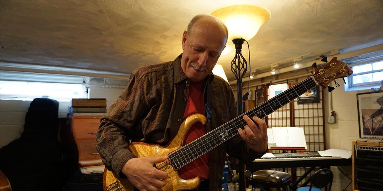 Photograph of Bruce Gertz