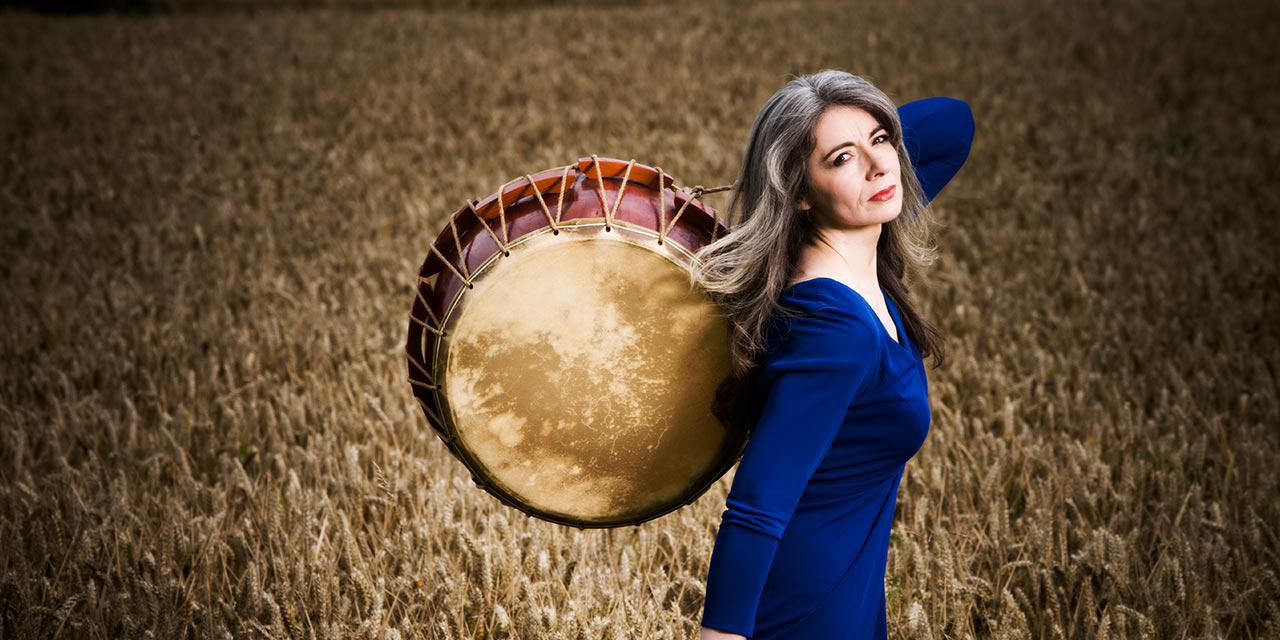Photograph of Dame Evelyn Glennie