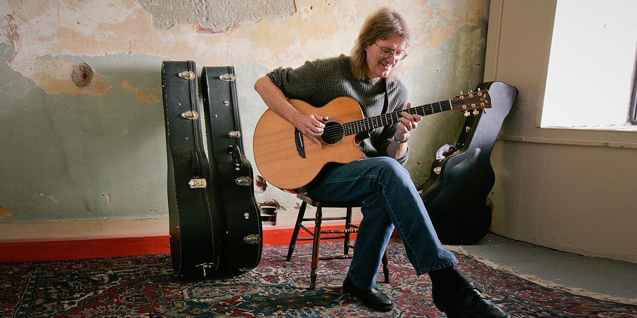 Photograph of Doug Smith