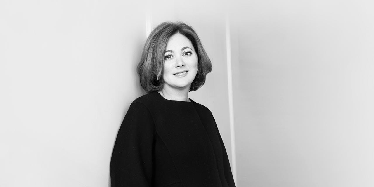 Photograph of Julia Zilberquit
