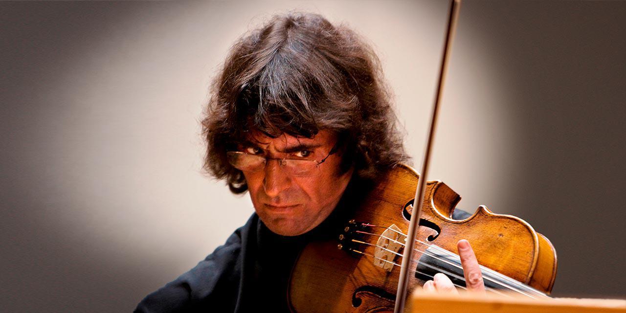 Photograph of Yuri Bashmet