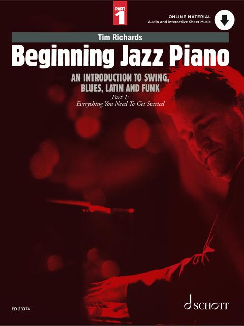 Beginning Jazz Piano