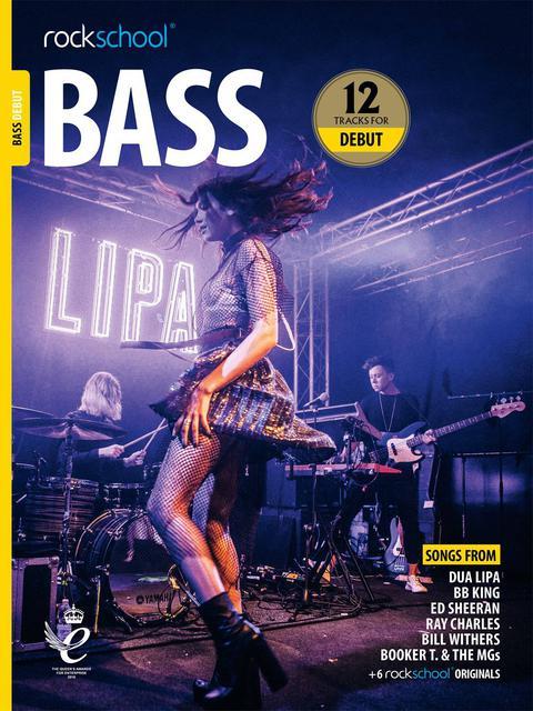 Rockschool Bass - Debut Grade