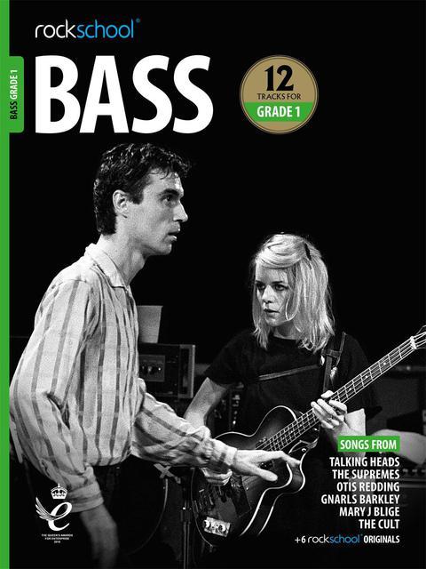 Rockschool Bass - Grade 1