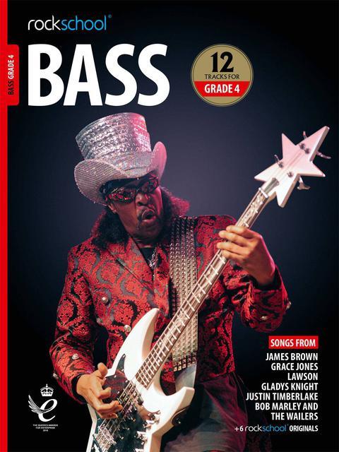 Rockschool Bass - Grade 4
