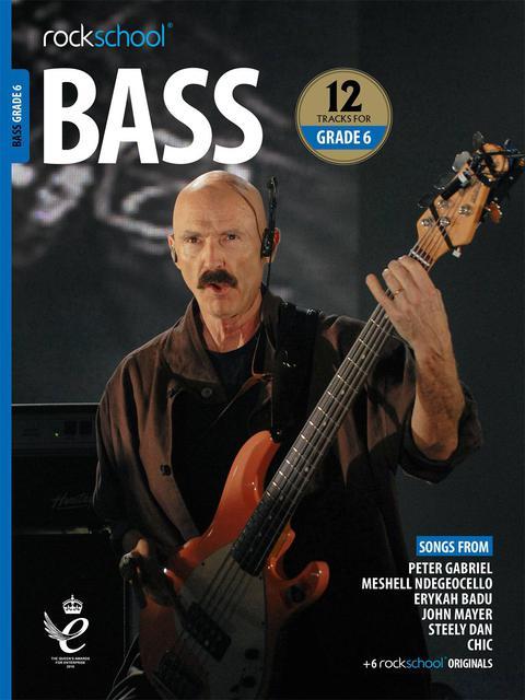 Rockschool Bass - Grade 6