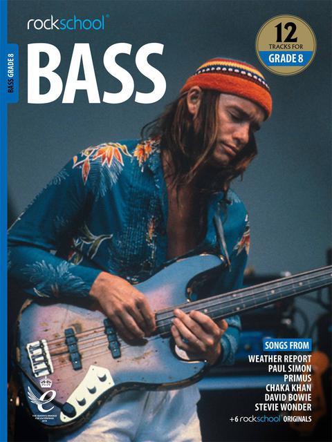 Rockschool Bass - Grade 8