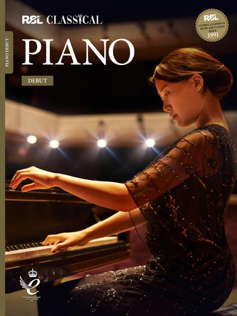 RSL Classical Piano - Debut