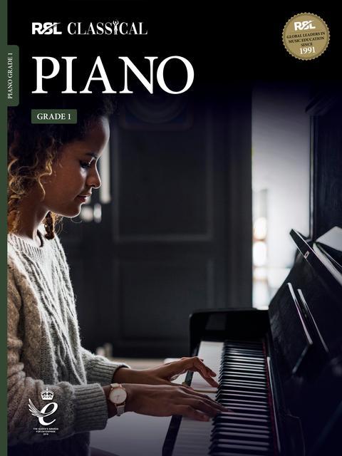 RSL Classical Piano - Grade 1