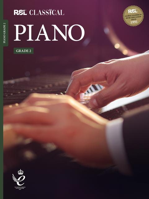 RSL Classical Piano - Grade 2