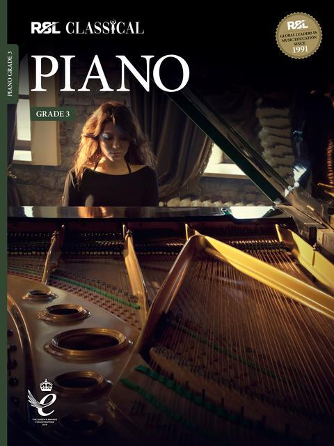 RSL Classical Piano - Grade 3