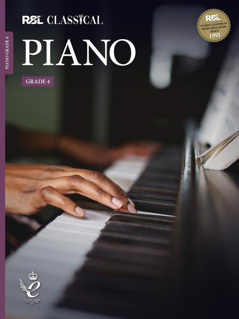 RSL Classical Piano - Grade 4