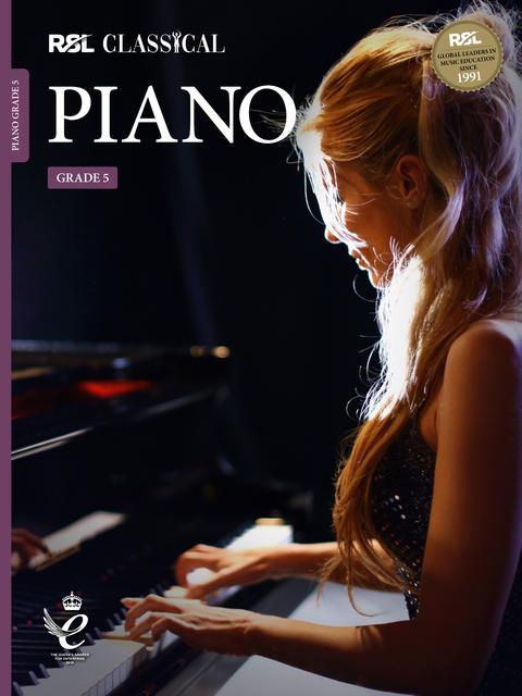 RSL Classical Piano - Grade 5