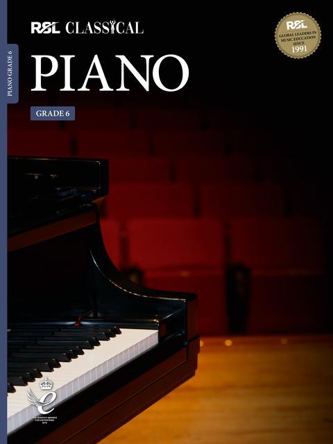 RSL Classical Piano - Grade 6