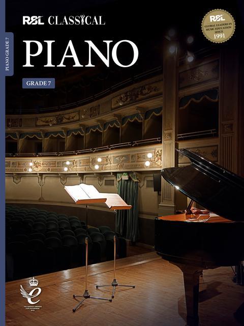 RSL Classical Piano - Grade 7