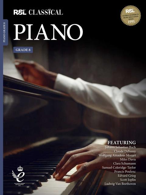 RSL Classical Piano - Grade 8