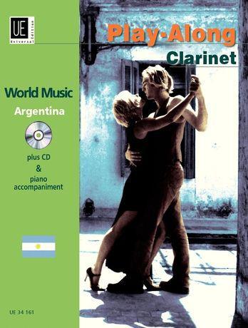 World Music Argentina - Play Along Clarinet