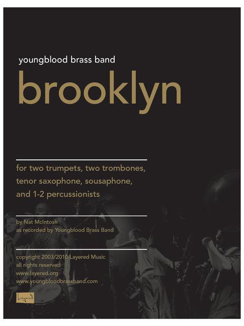 Brooklyn (Drums & Percussion)