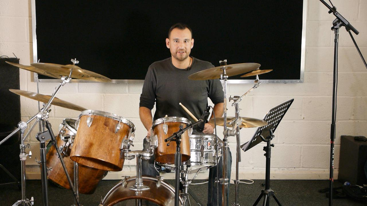Back to basics drumming course with Max Sedgley