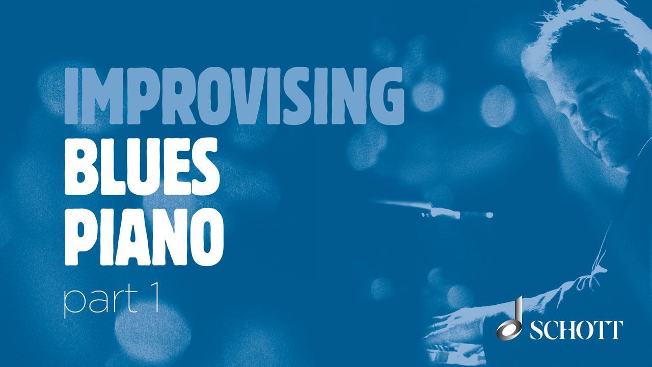 Improvising Blues Piano part 1: The basic principles