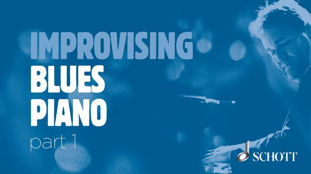 Improvising Blues Piano part 1: The basic principles with Tim Richards