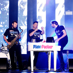 PianoFactor Party Band - Duelling Pianos
