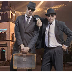 The UK's Premier Blues Brothers Tribute