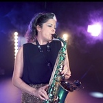 Lucy Harvey - Vocalist & Saxophonist