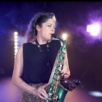 Lucy Harvey - Vocalist & Saxophonist